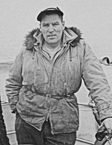 H J Winney pilot