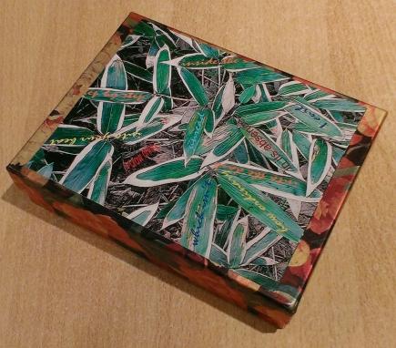thousand leaves box